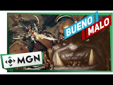 EXTINCTION: LO BUENO Y LO MALO (Análisis y reseña)   MGN