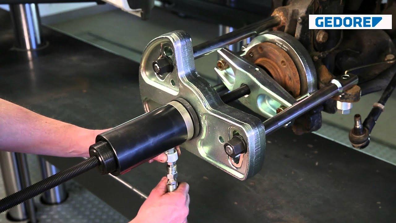Kl 0041 51 K Radlager Werkzeug Mb Vito Viano