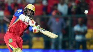 Chris Gayle 50 of 12 balls, equals Yuvraj Singh