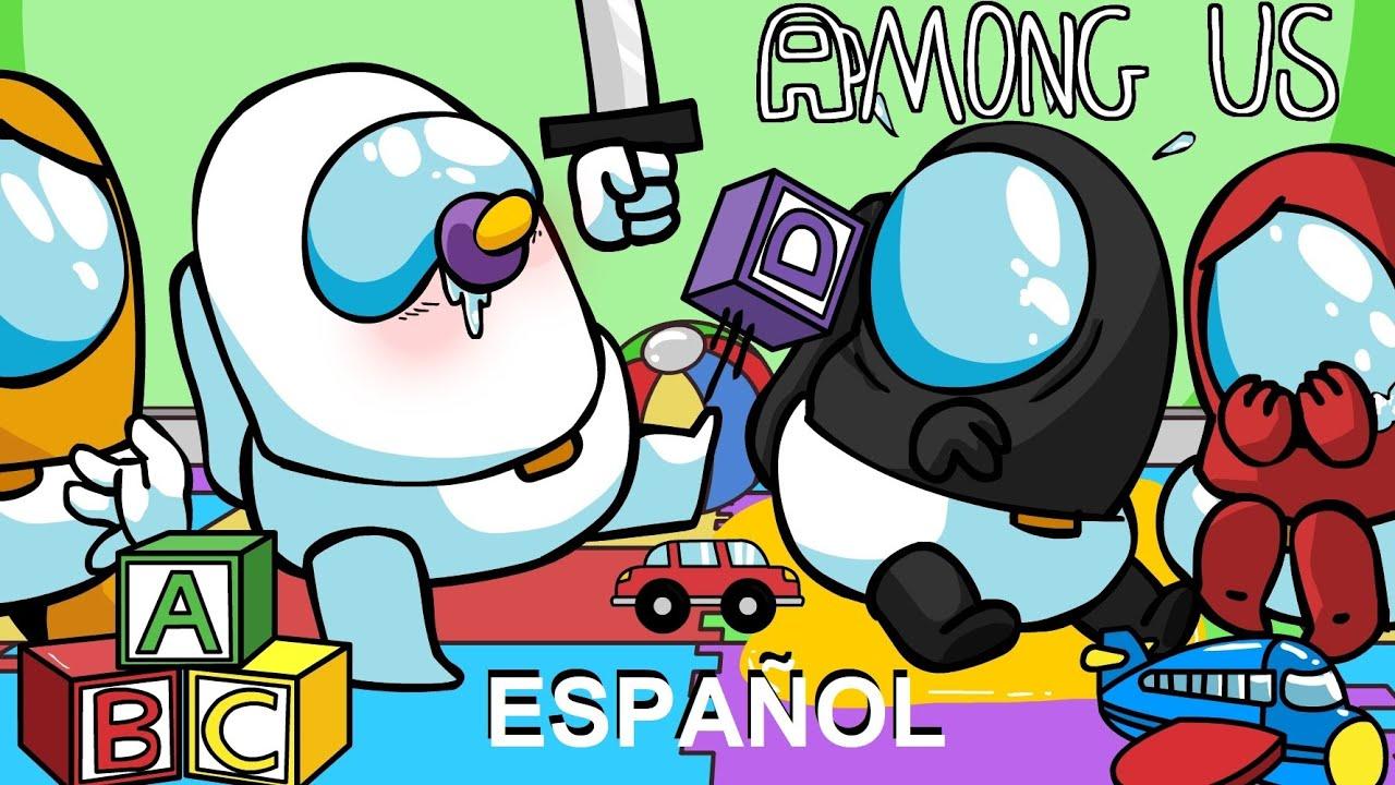 Download BEBÉS IMPOSTORES - AMONG US ANIMACIÓN (Español)