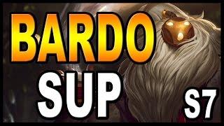 👍 BARDO SUPPORT S7 | Runas y Objetos/Build | No Guía | 👉 BARDO S8 (En la descripción) 👈