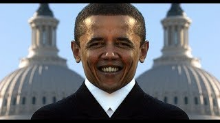 Another Obama Portrait