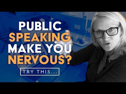 One trick to give the perfect speech | Mel Robbins