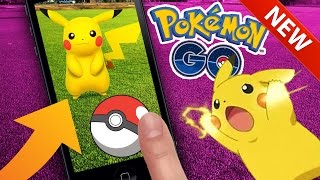 HOW TO GET PIKACHU STARTER POKEMON! - Pokemon Go - HIDDEN POKEMON GO EASTER EGG!