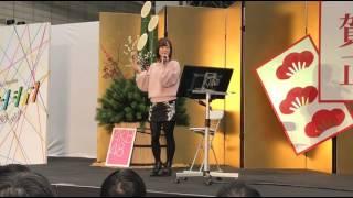 2017年1月7日 AKB48 47thシングル ハイテンション握手会 B#23高柳明音 ...