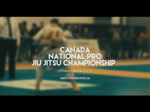 CANADA NATIONAL PRO JIU JITSU | Ottawa 2017