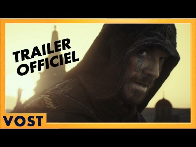 Assassin's Creed - Teaser [Officiel] VOST HD