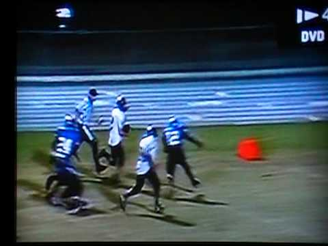 Larry Johnson 2010 Heide Trask football highlights