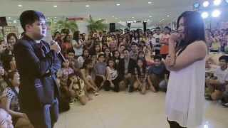Flash Mob Wedding Proposal at Starmall