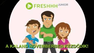 MOL Freshhh reklámfilm