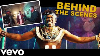 Beerus - KSI & Randolph (Official Music Video) Behind The Scenes