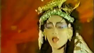 "Suzzana The movies Crocodile Queen "" Suzzana & Bokir Dance together "" (Ratu Buaya Putih 1988)"