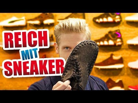 15.000 $ für Yeezy?! Geld verdienen mit Sneaker