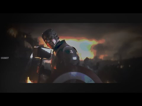 Мстители 4 Финал. Капитан Америка против Таноса.