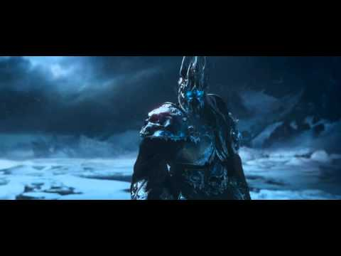 World Of Warcraft: Wrath Of The Lich King - Cinematic Trailer
