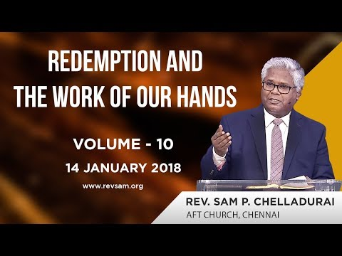 Redemption and The Work of our Hands (Vol 10) - Calling, Vocation, Career, Job - 01