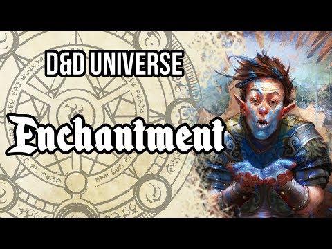 D&D Universe: Enchantment