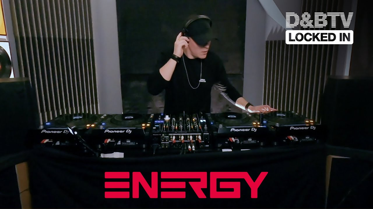 A.M.C Presents ENERGY - D&BTV: Locked In (DJ Set) - YouTube