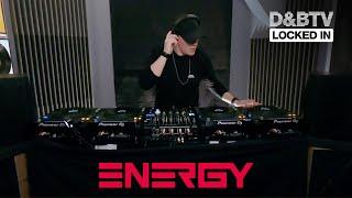 A.M.C Presents ENERGY - D&BTV: Locked In (DJ Set)