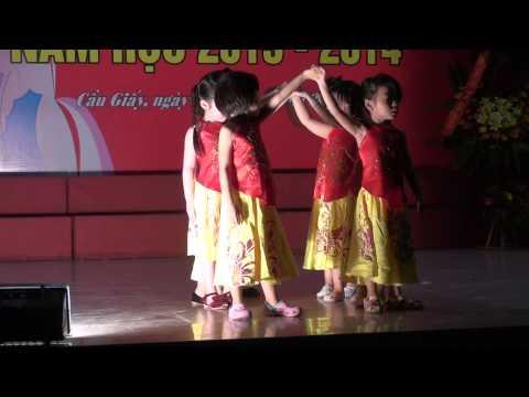 MN Green Sun - Múa Về Miền Cổ Tích - BD: Tốp múa