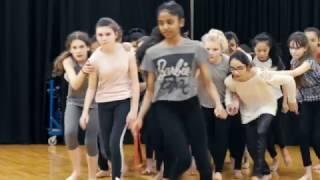 Dance Journeys 2017 – Copthall School | English National Ballet