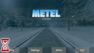 Обзор самой первой версии игры | Metel