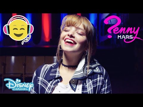 Penny On M.A.R.S | Timeless - Music Video | Disney Channel UK