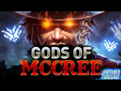 World's Best McCree Players Montage | AimbotCalvin Wanted Carpe | Gods Of McCree