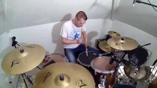 Foo Fighters Outside Drum Cover