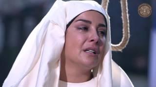 لف حبل المشنقة حول عنق خاتون -مقطع من مسلسل الخاتون- الجزء 2-الحلقة 20