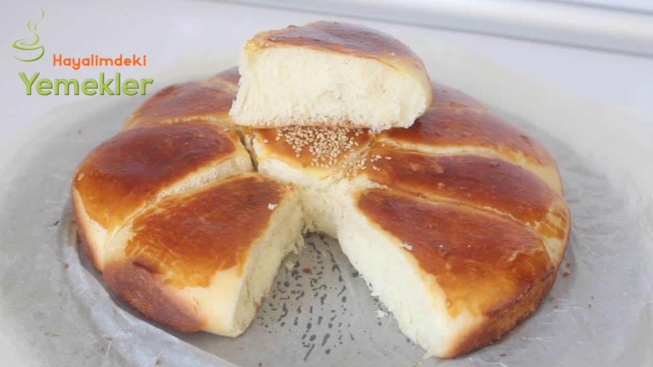 Papatya Poğaça Tarifi