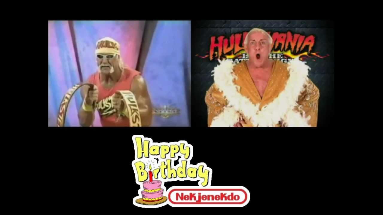 hogan flair apple pie birthday card, Birthday card