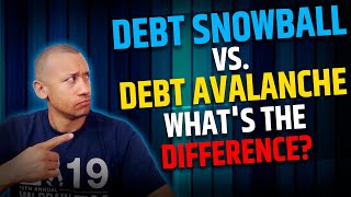 What Is The Difference Between The Debt Snowball & Avalanche | Velocity Banking Vs Debt Snowball