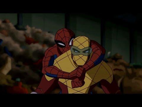 Ultimate Spider Man Википедия