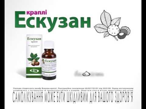 Детралекс, Троксевазин, Эскузан инструкция, применение