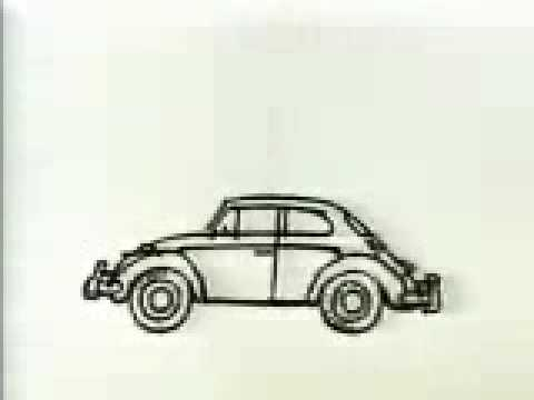 old beetle tv ad: Cars sure keep changing!