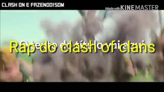Rap do clash of clans 😂#clash on