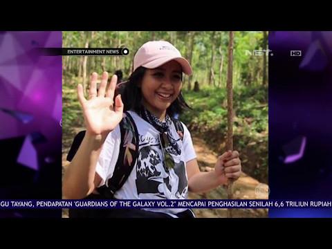 Astrid Sartiasari Berbagi Cerita Ketika Jejalahi Hutan di Sumatera Barat