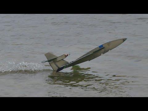 RC Polaris seaplane