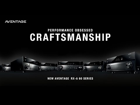 2016 Yamaha AVENTAGE AV Receiver Comparison