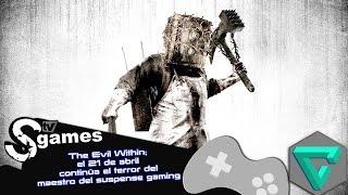 The Evil Within; el 21 de abril continúa el terror del maestro del suspense gaming