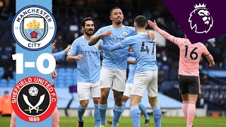 HIGHLIGHTS | MAN CITY 1-0 SHEFFIELD UNITED | JESUS GOAL & TORRES ASSIST