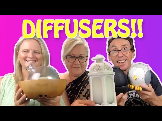 Lets Talk About Diffusers