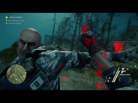 Sniper Ghost Warrior 3 - GRAVE DIGGERS - Takedown Only |