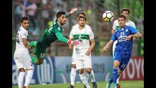 Video Gol Pertandingan Zob Ahan vs Esteghlal