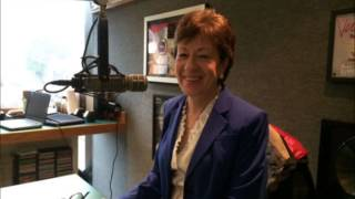 Senator Susan Collins Visits The Q Morning Show