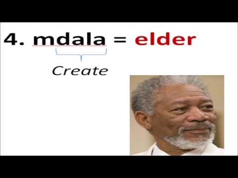 Learn to speak the Most High's language Xhosa - Part 4