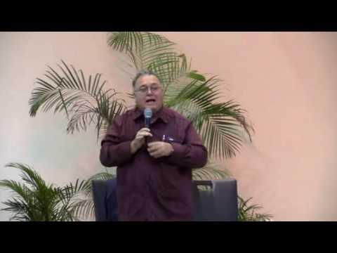 Pastor, Jose Padin, Tema: Lo Que Dios Espera De Ti En Estos Tiempos