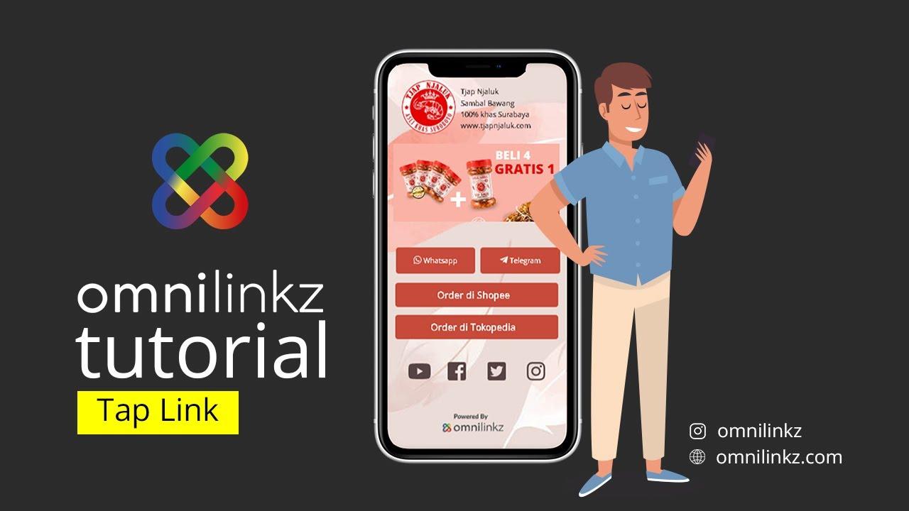 Part Tab Link   Tutorial Menggunakan Aplikasi Bisnis ...