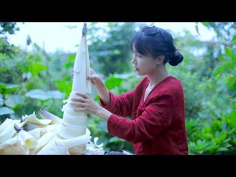 Liuzhou 'Luosifen': Slurpy, Spicy, and Absolutely Satisfying | Liziqi Channel